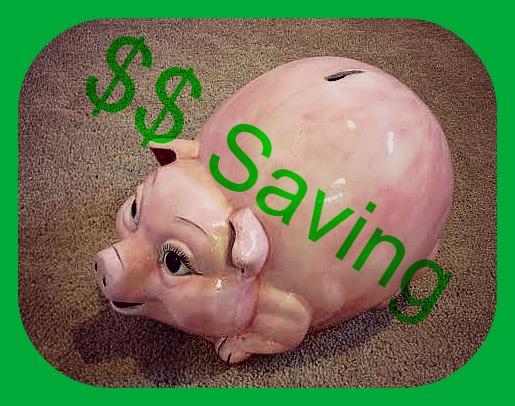 Money Saving 101