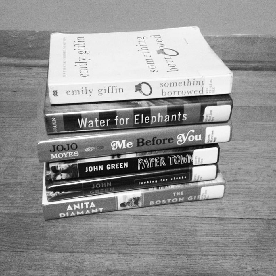 November Book Recommendations
