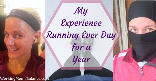 My Experience Running Every Day for a Year