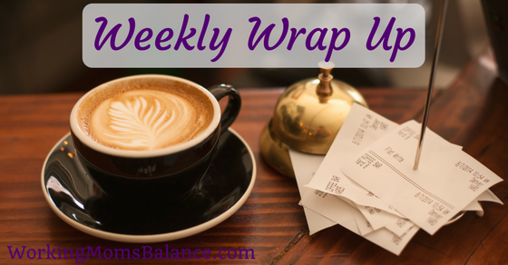 Weekly Wrap Up – How about something new?
