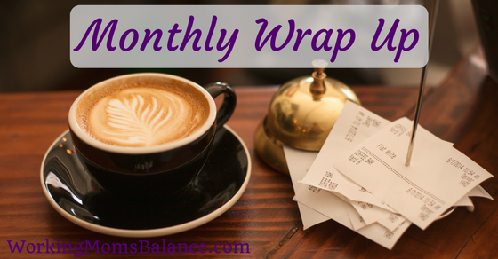 Monthly Wrap Up – July 2017