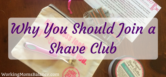Why You Should Join a Shave Club