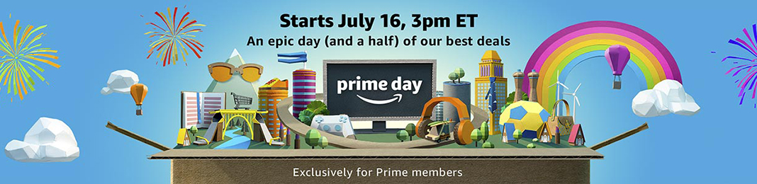 Amazon Prime Day 2018 – Can't Miss Deals!